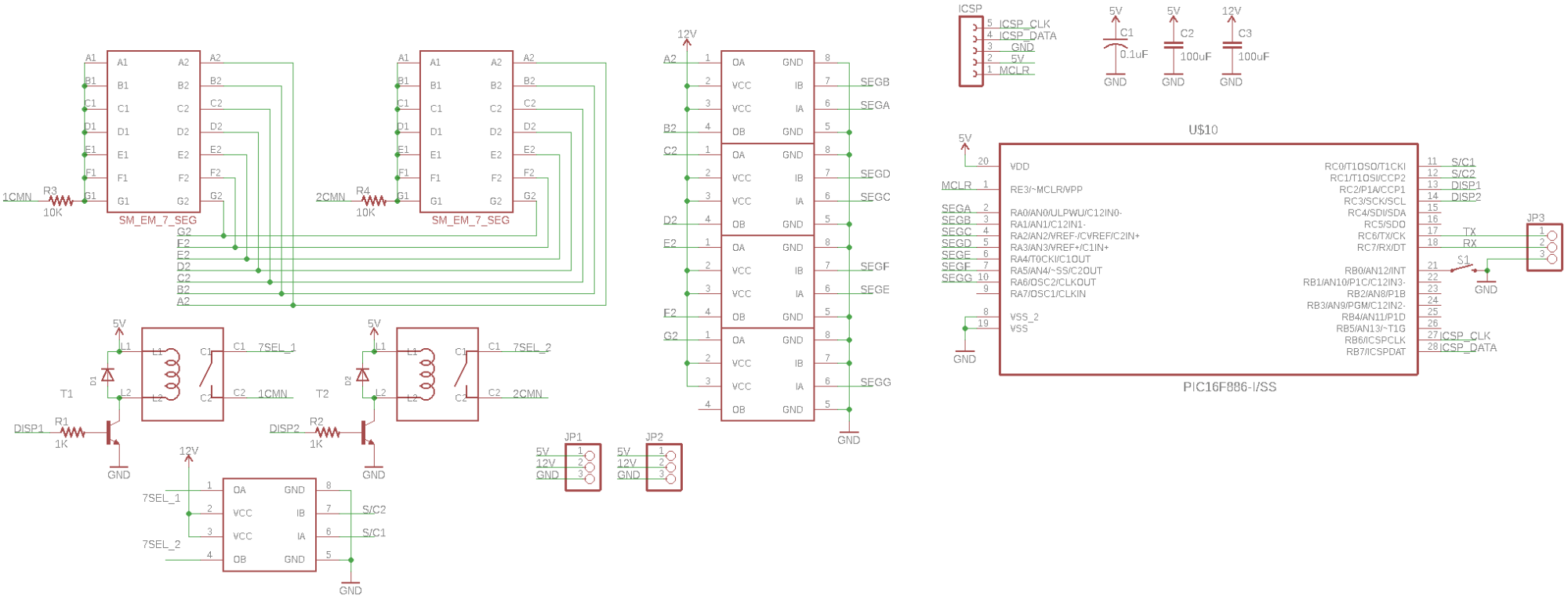hight resolution of instead i wanted to use the cheap widely available l9110 a dual h bridge chip meant for motor control this would simplify component area wiring and