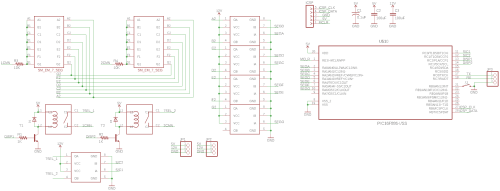 small resolution of instead i wanted to use the cheap widely available l9110 a dual h bridge chip meant for motor control this would simplify component area wiring and