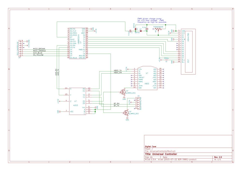 medium resolution of  universal controller aday io on vga pinout diagram playstation 3 controller diagram
