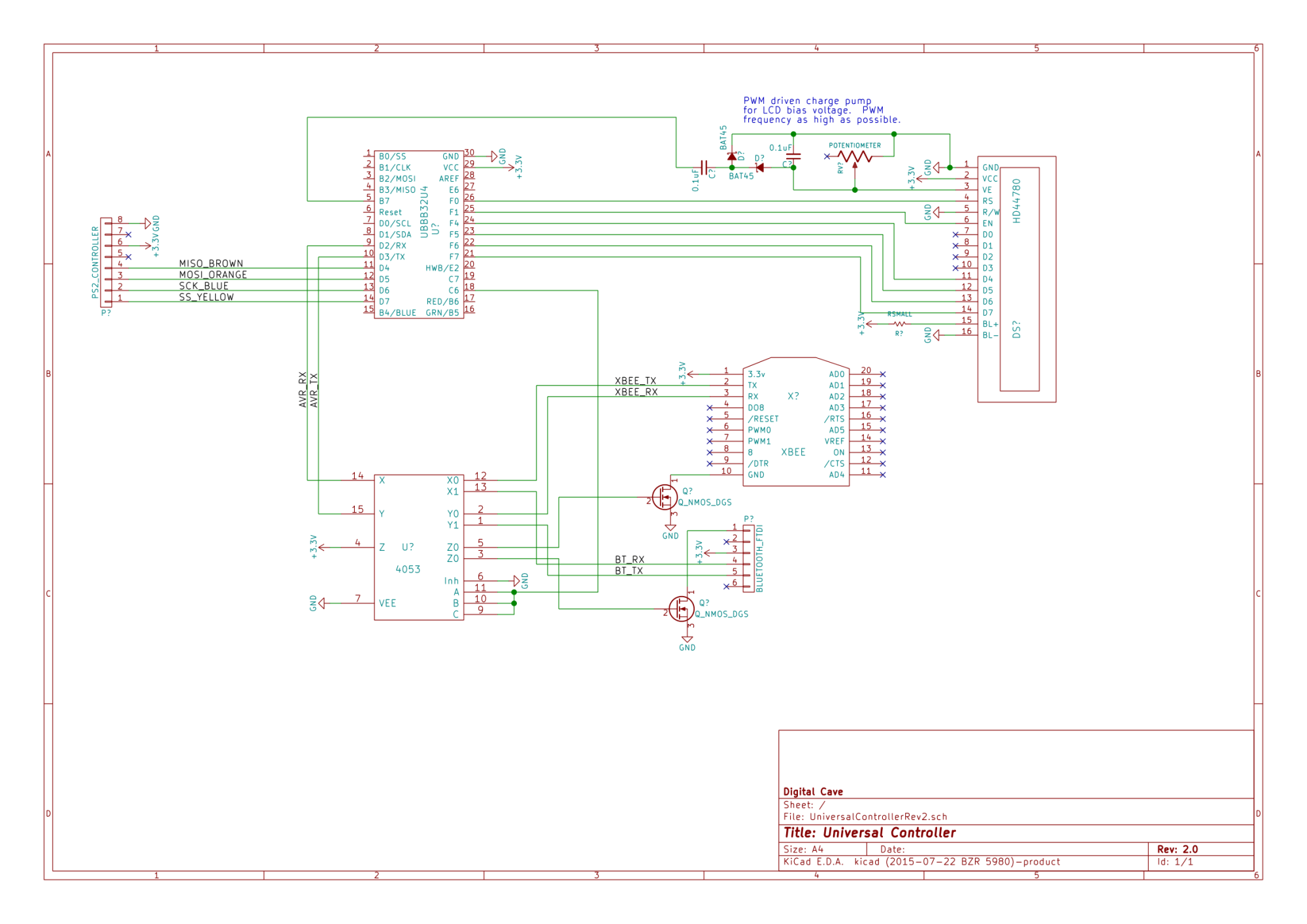 hight resolution of  universal controller aday io on vga pinout diagram playstation 3 controller diagram