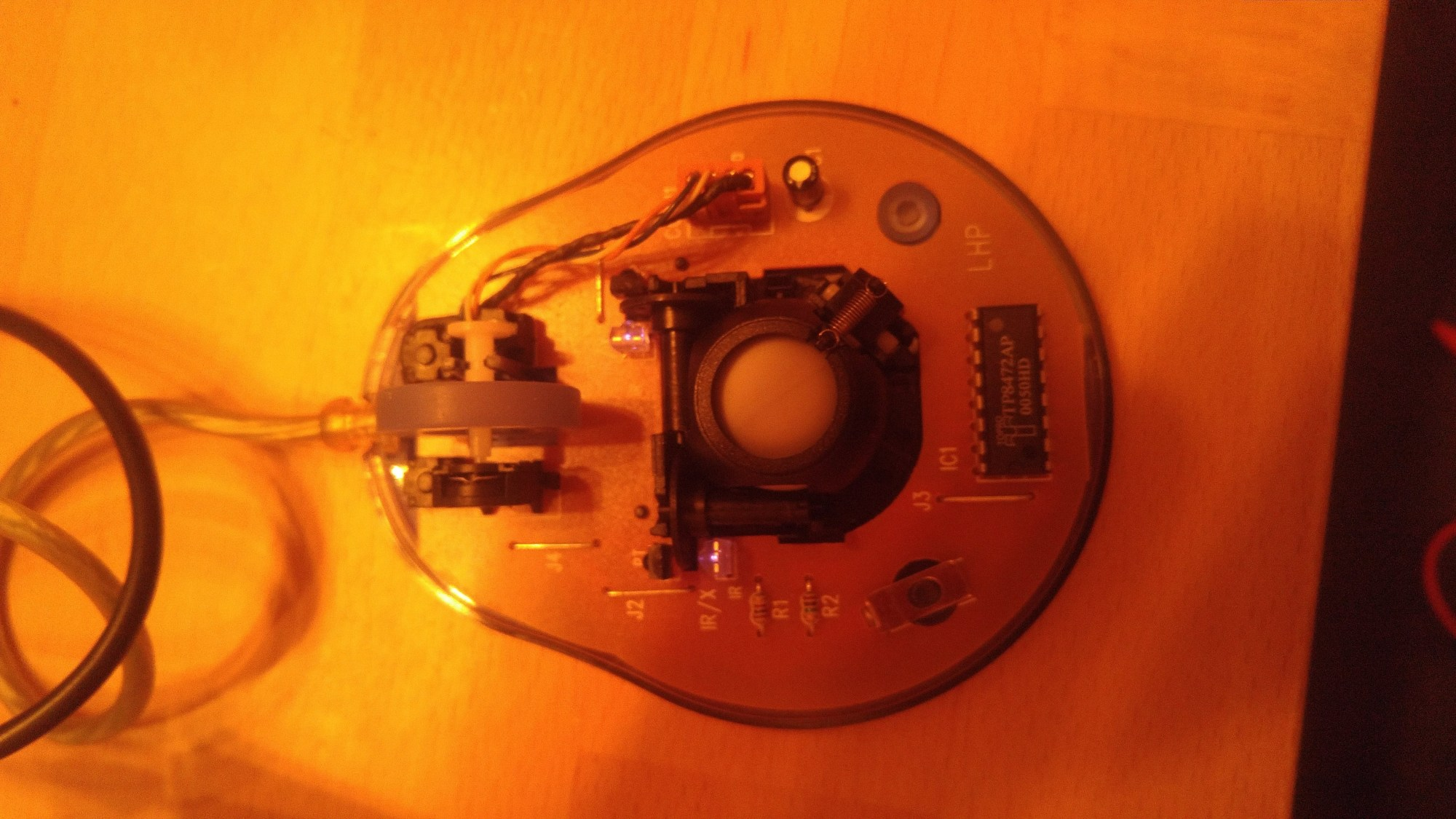 hight resolution of ps 2 mouse for tests details hackaday iops 2 mouse wiring 19