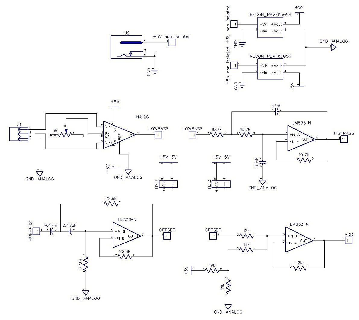 hight resolution of signal acquisition schematic v1 0 details hackaday io block diagram of surface electromyogram acquisition block diagram