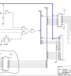 sap 1 computer on printed circuit boards hackaday io sap 1 circuit diagram [ 1145 x 848 Pixel ]