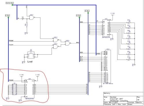 small resolution of sap 1 computer on printed circuit boards hackaday io sap 1 circuit diagram