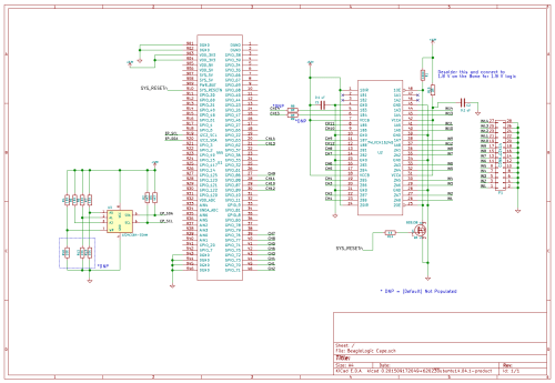 small resolution of at the heart of the schematic is a 74lvch16t245 logic level translator ic this translator inputs are 5v tolerant so it shields and up to a limited level