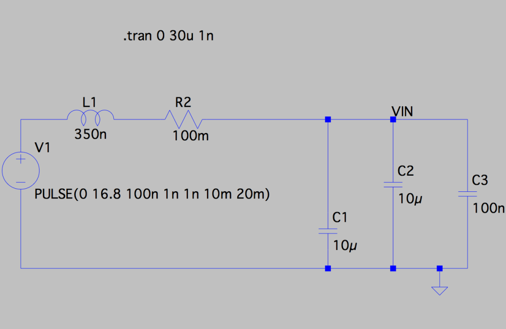 medium resolution of the inductance is just the wire leads from the battery to its connecter and then from the bec connector to the pcb i measured a fairly constant battery