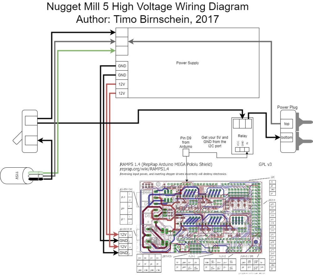 medium resolution of high voltage wiring diagram