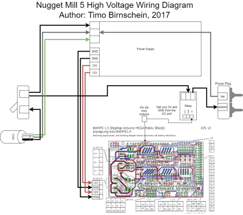 small resolution of high voltage wiring diagram