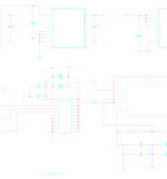 if i were to redo it i would substitute the 78l05 and 79l05 voltage regulators u3 4 and u2 with ldos lt1761 and with lt1964  [ 2737 x 1659 Pixel ]