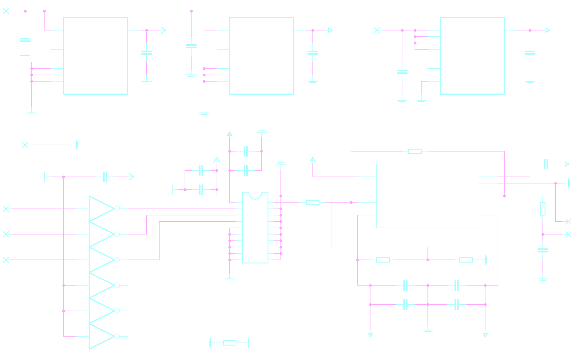 hight resolution of if i were to redo it i would substitute the 78l05 and 79l05 voltage regulators u3 4 and u2 with ldos lt1761 and with lt1964