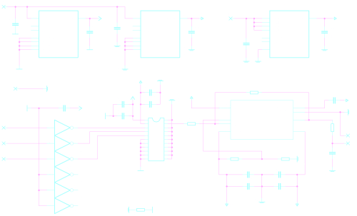 small resolution of if i were to redo it i would substitute the 78l05 and 79l05 voltage regulators u3 4 and u2 with ldos lt1761 and with lt1964