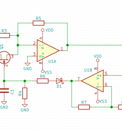 although w2aew was able to get admirable performance from his circuit i wasn t able to replicate his success i had more success using the circuit shown  [ 2218 x 1180 Pixel ]