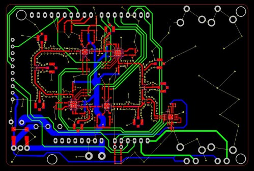 small resolution of duplex 09 pcb goes to manufacturing