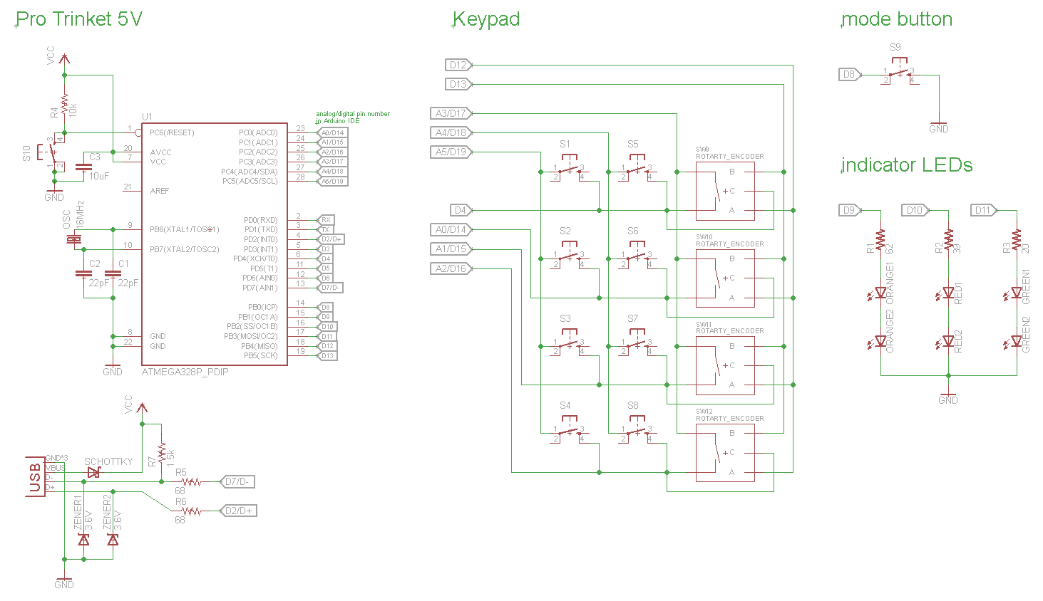 Schematic And Code