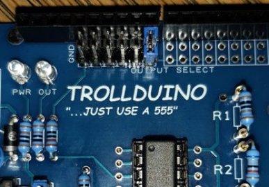 Trollduino V1.0