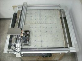 Robotic-like Two-Dimensional Scanning Machine