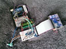 """Pli-fi"" the luminous Wi-fi using Raspberry Pi"