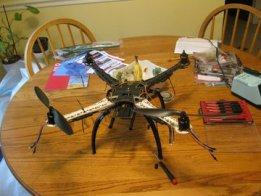 S500 Quadcopter Build
