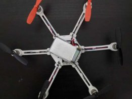 The UnbreakaBLE Micro Drone