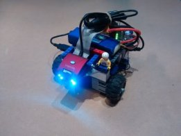 Quick and Dirty RPi bot