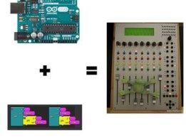Arduino Blocks for MIDI Controllers