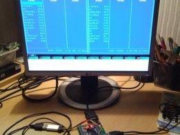 Fake86 emulator for STM32