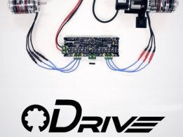 ODrive - High performance motor control