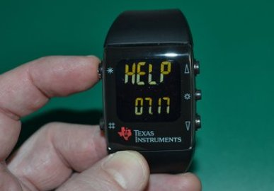 Stupid Simple Alert Watch
