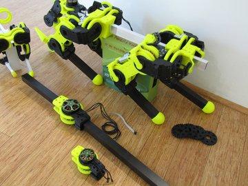 3D Printed Robot Actuator