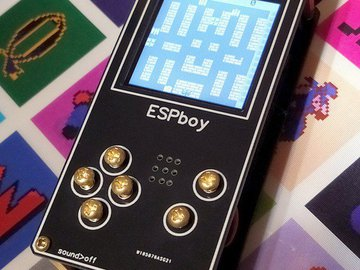 ESPboy - the ultimate multi-gadget