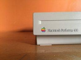 Re:tro:storing Macintosh Performa 400