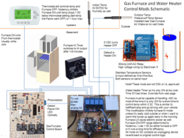 Save $500/year in utilities with microcontroller
