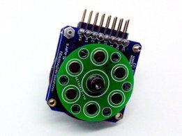 PCB stepper motor