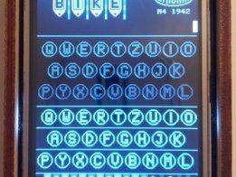 Arduino Enigma Machine Simulator