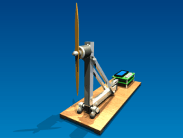 Automated RC Motor Efficiency Tester