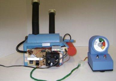Binary fuel tank