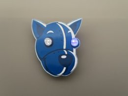 Tindie Blinky LED Badge