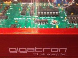 Gigatron TTL microcomputer
