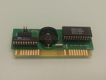 RTC ISA 8 bits (PCXT)
