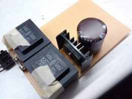 Electric Discharged Circuit Board