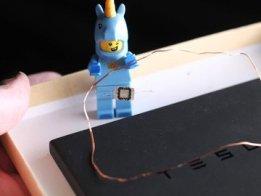 Bio Implant Chip Tesla Model 3 Hack
