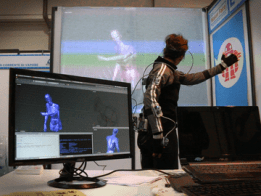 Motion Capture system that you can build yourself