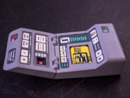 Actual Tricorder from TNG with Scanny Bits