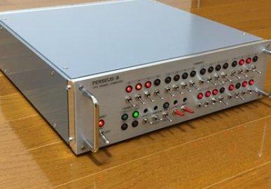 PERSEUS-8 homemade 6502 computer