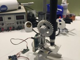 Internet of Things Microscope