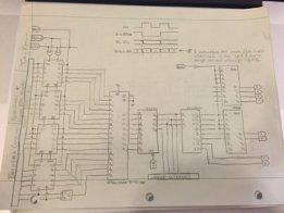MENTAL-1, a Brainfuck CPU