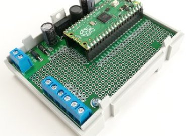 Din Rail mount for Raspberry Pi Pico