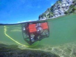 RovMaker Edge : Open-Source Underwater Robot