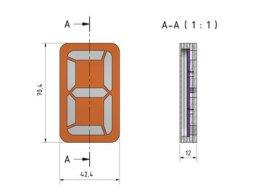 RGB seven-segment display [RSSD]