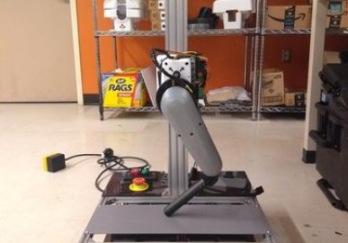OpenLeg - Open Source Dynamic Robotic Leg